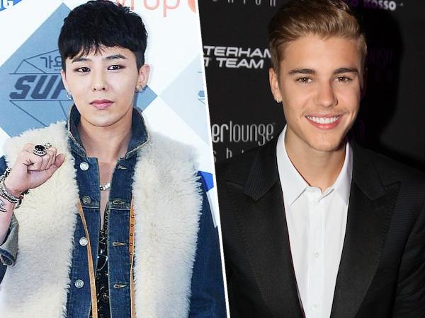 YG Entertainment Bantah G-Dragon akan Kolaborasi dengan Justin Bieber