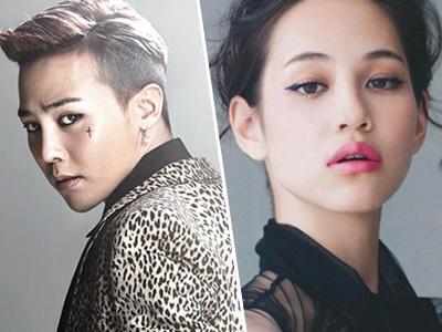 Saling Unfollow Akun Sosial Media, Ada Apa dengan G-Dragon dan Mizuhara Kiko?