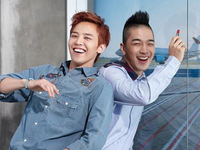 """Kenang Masa Training, G-Dragon: """"Aku Selalu Kalah Jika Tak Satu Tim dengan Taeyang"""""""