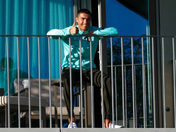 Cristiano Ronaldo Dinilai Langgar Protokol Karantina