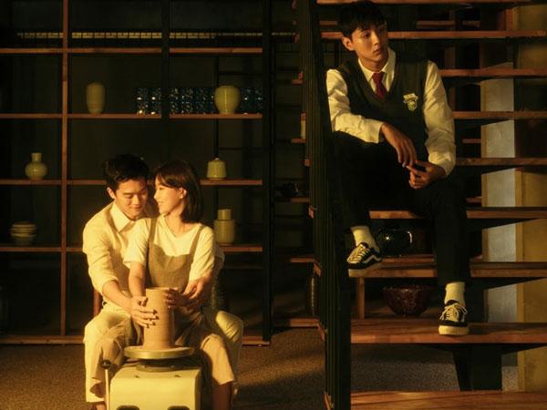 Ji Soo Galau Lihat Sang Kakak Ha Seok Jin Mesra dengan Im Soo Hyang