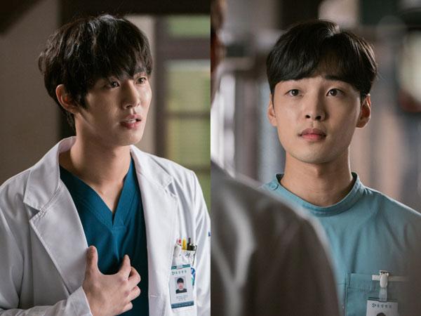 Bocoran Chemistry Bromance Ahn Hyo Seop dan Kim Min Jae di 'Romantic Doctor Kim 2'