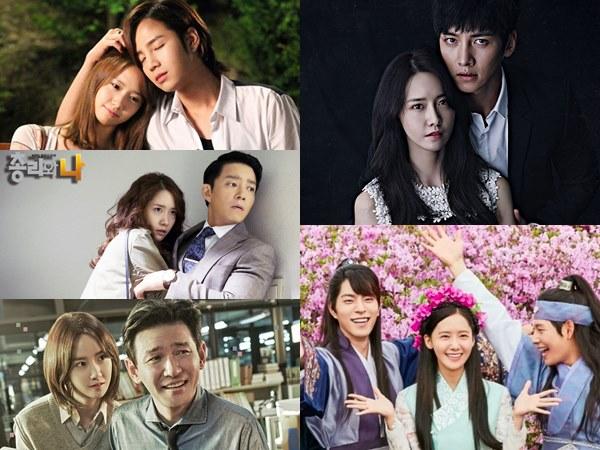 5 Aktor yang Pernah Jadi Lawan Main Yoona dalam Drama Korea
