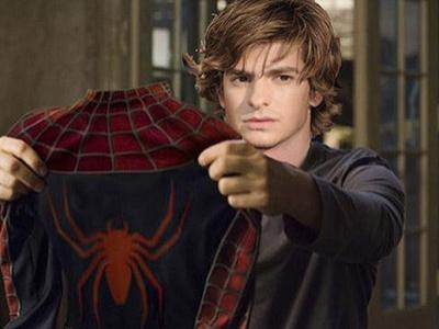 Syuting Amazing Spider-Man , Andrew Garfield Tercekik