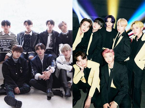 ENHYPEN Geser BTS dari Puncak Chart Billboard World Albums Minggu Ini