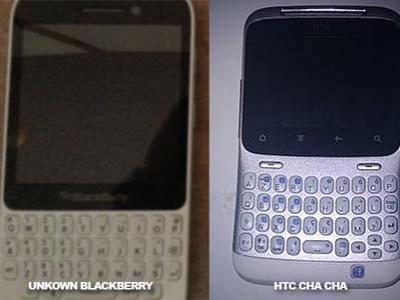 Tombol Fisik BB10 Mirip HTC Cha-Cha?