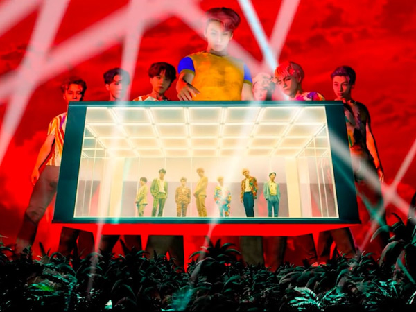 BTS 'IDOL' Resmi Jadi MV dengan Views Terbanyak dalam 24 Jam Sepanjang Sejarah