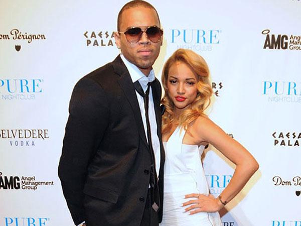 Diperlakukan Tidak Baik Berulang Kali, Karrueche Tran Putuskan Chris Brown Untuk Kesekian Kalinya?