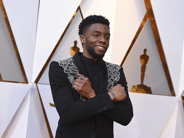 Chadwick Boseman 'Black Panther' Meninggal Dunia