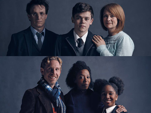 19 Tahun Berlalu, Ini Keluarga Potter Dan Weasley-Granger di 'Harry Potter and The Cursed Child'!