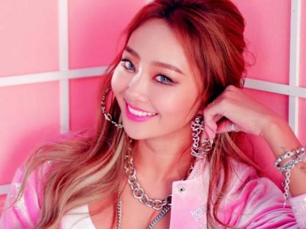 Resmi Comeback Solo, Edgy Hingga Girly Warnai Aksi Sexy Hyorin Sistar di MV 'Paradise'