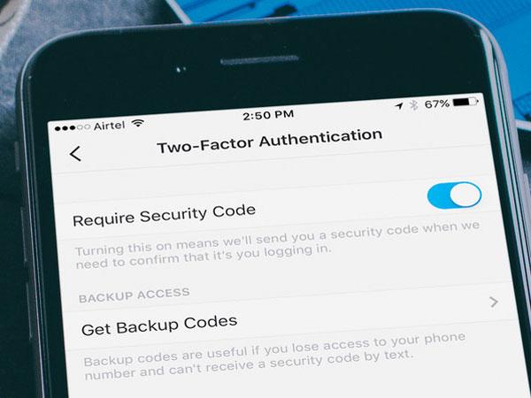 Kirim Kode Lewat SMS Mulai Tak Aman, Instagram Coba Cara Autentifikasi Baru