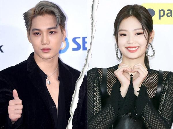 Kai EXO dan Jennie BLACKPINK Dikonfirmasi Putus!