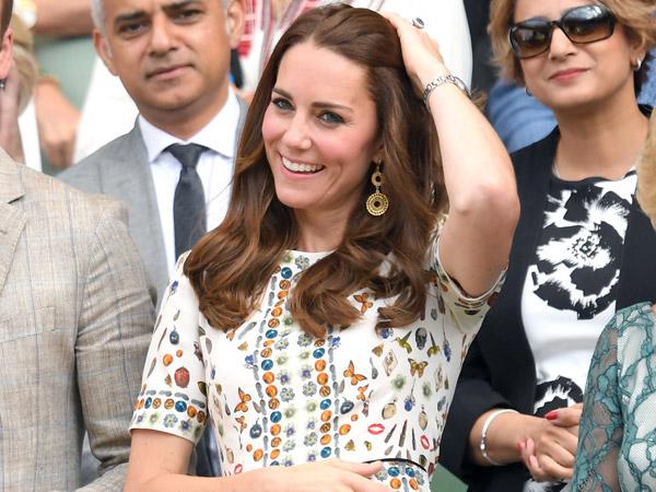 Ternyata Kate Middleton Sudah Beri 'Kode' Ini Sebulan Lalu Soal Hamil Anak Ketiga?