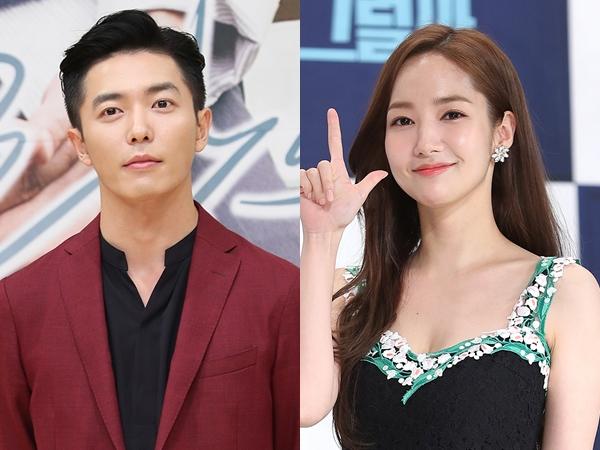 Park Min Young dan Kim Jae Wook Dikonfirmasi Bintangi Drama RomCom tvN