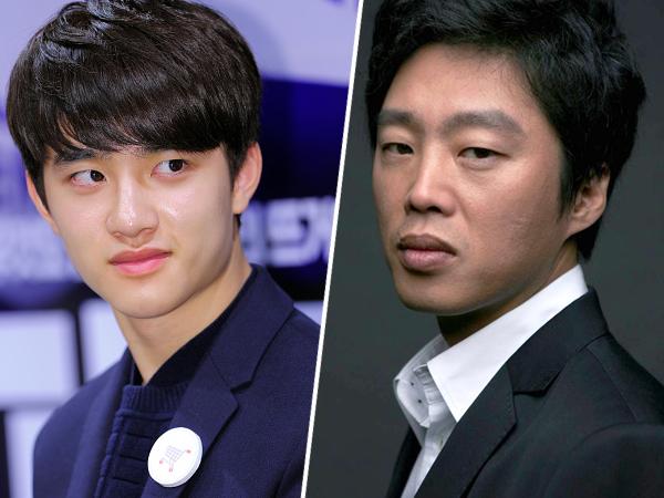 Main Film Bareng D.O, Aktor Kim Hee Won Takut Dengan Fans EXO?
