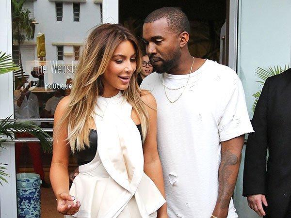 So Sweet, Ini Hadiah Natal dari Kanye West Untuk Kim Kardashian