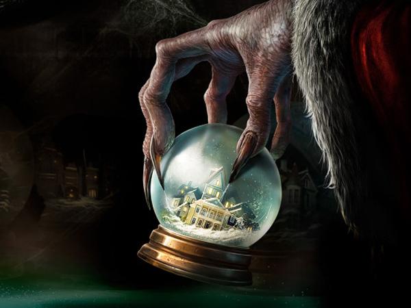 Bukan Santa, Tapi 'Krampus' yang Akan Mendatangi di Natal Tahun Ini