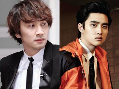 Lee Kwang Soo Akan Gabung Bersama D.O EXO Dalam 'It's Ok It's Love' ?
