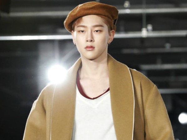Penampilan Simpel Namun Menawan Ala Kwon Hyunbin di Seoul Fashion Week