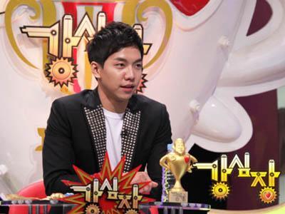 Satu Tahun Vakum, Lee Seung Gi Akhirnya Kembali Bawakan Variety Show