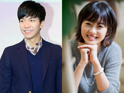 Lee Seung Gi & Go Ara Mulai Syuting 'You're All Surrounded'