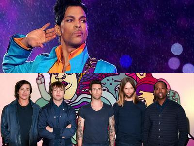 Cover Salah Satu Lagunya, Prince Sindir Maroon 5?