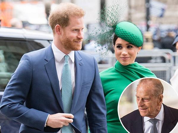 Meghan Markle Tak Hadiri Pemakaman Pangeran Philip, Alasannya?