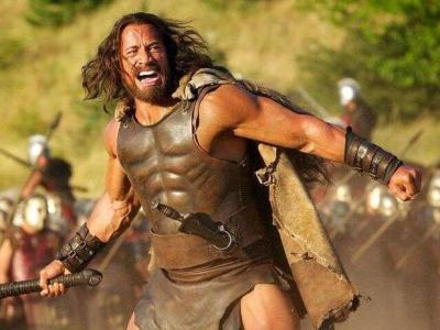 Intip Aksi Brutal Dwayne 'The Rock' Johnson Lawan Monster di 'Hercules: The Thracian Wars'!