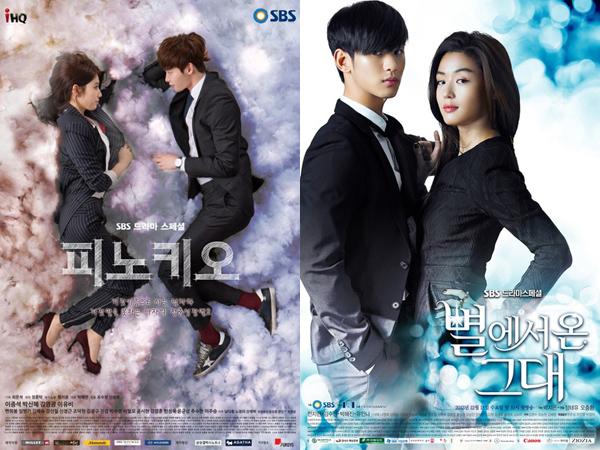 Keren! SBS 'Pinocchio' Dijual 8 Kali Lipat dari Harga 'Man From the Stars' Per Episodenya!