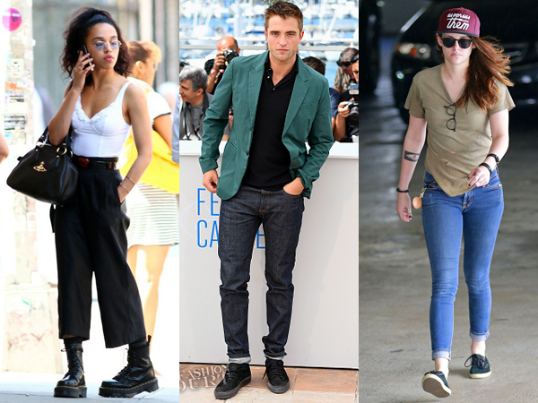 Robert Pattinson Ingin Kenalkan FKA Twigs Pada Kristen Stewart?