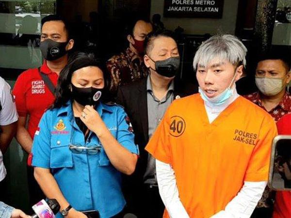 Berbaju Tahanan, Roy Kiyoshi: Saya Memang Sakit