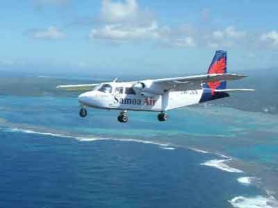 Harga Tiket Samoa Air Ditentukan Berat Badan