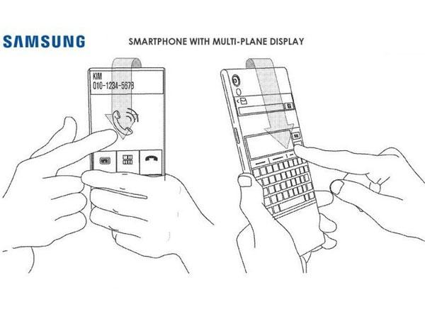 Samsung Ajukan Paten Layar Ponsel yang 'Menyelimuti' Bodi