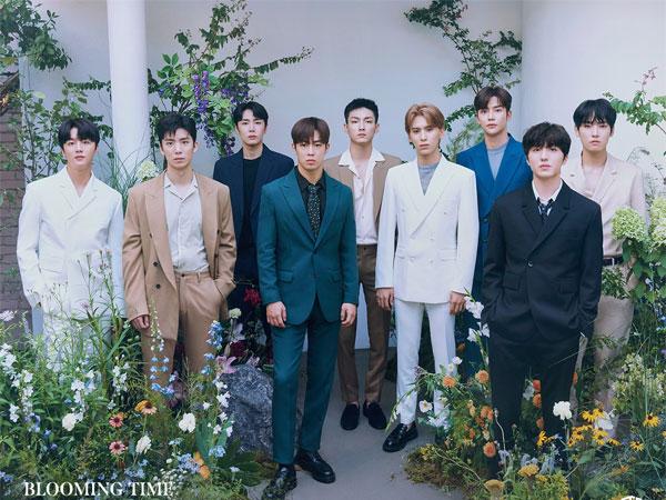Semua Member SF9 Lanjutkan Kontrak dengan FNC Entertainment