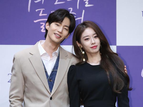 Song Jae Rim dan Jiyeon T-Ara Kedapatan Pergi Bareng, Agensi: Cuma Teman