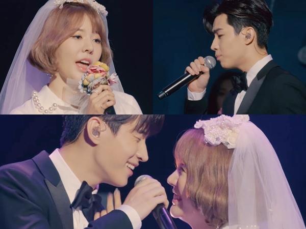 Henry dan Sunny Jadi Pasangan Pengantin Lucu di MV Kolaborasi 'U&I'