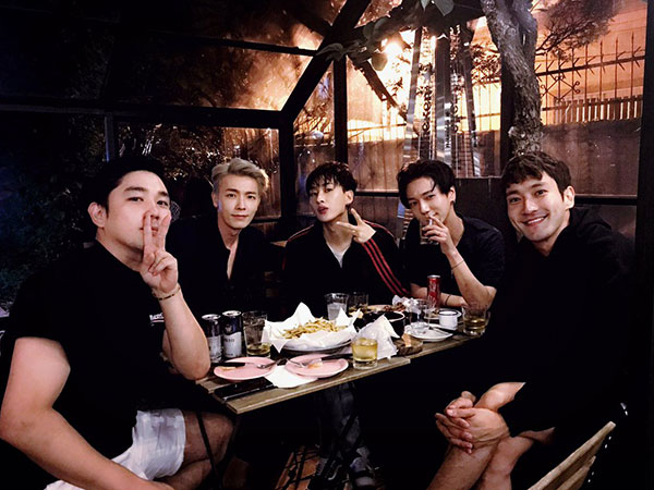 Penampilan Baru Donghae Kejutkan Fans Jelang Comeback Super Junior, Yay or Nay?