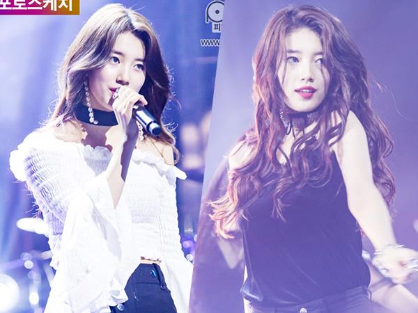 Bukti Multi Talenta, Begini Penampilan Classy Hingga Seksi Suzy di Talk Show JYP 'Party People'