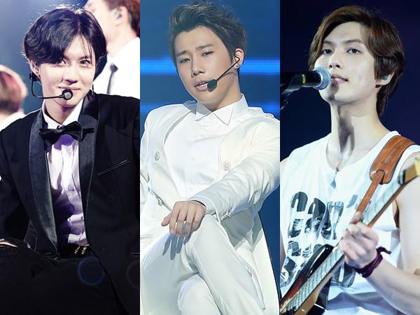 Taemin, Sunggyu, dan Jonghyun Kolaborasi  Bawakan Lagu Portugis di 'Music Bank' Brazil!
