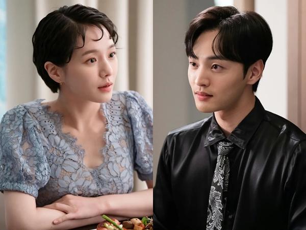 Kim Min Jae dan Park Gyu Young Jatuh Cinta Pada Pandangan Pertama di 'Dali and Cocky Price'?
