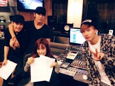 Tiffany SNSD dan Henry Beri Dukungan untuk Comeback Eunhyuk dan Donghae SuJu!
