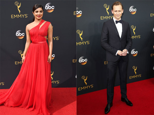 Lupakan Taylor Swift, Tom Hiddleston Dekati Priyanka Chopra?