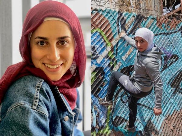 Sara Mudallal, Atlet Yang Konsisten Menekuni Olahraga Parkour Setelah Berhijab