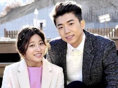 Wooyoung 2PM & Park Se Young Nikmati Mancing Bersama di Musim Dingin