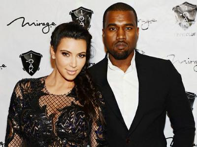 Upss, Kim Kardashian Tampil Topless di MV Terbaru Kanye West!