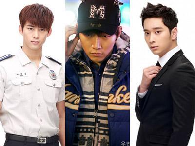 Siapakah Member 2PM yang Jadi Polisi Terbaik?