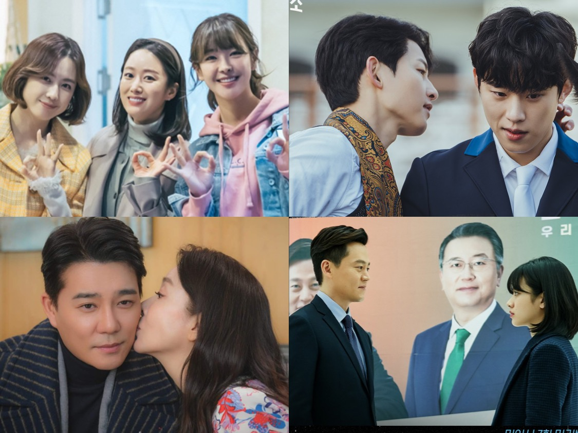 Rating Drama Korea Sabtu - Minggu: Revolutionary Sisters Ungguli Vincenzo, Drama Sung Hoon Tamat