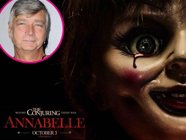 Pasangan Cenayang Warrens Tak Terlibat dalam 'Annabelle', Ini Kata Sutradara John Leonetti