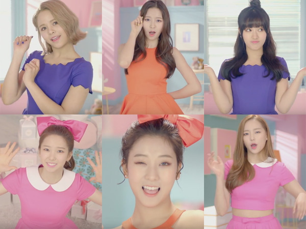 Hanya 2 Menit, CLC Tetap Bubbly dan Cantik di Video Musik 'High Heels'